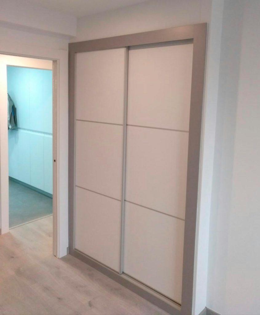 puertas y armarios lamar empotrado