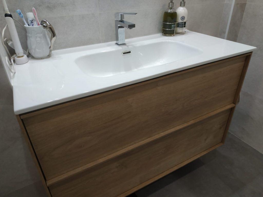 Mueble de baño Stillo Nature